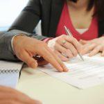 Написание расписки на получение алиментов