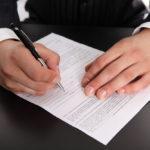 Оформлени документов на алименты