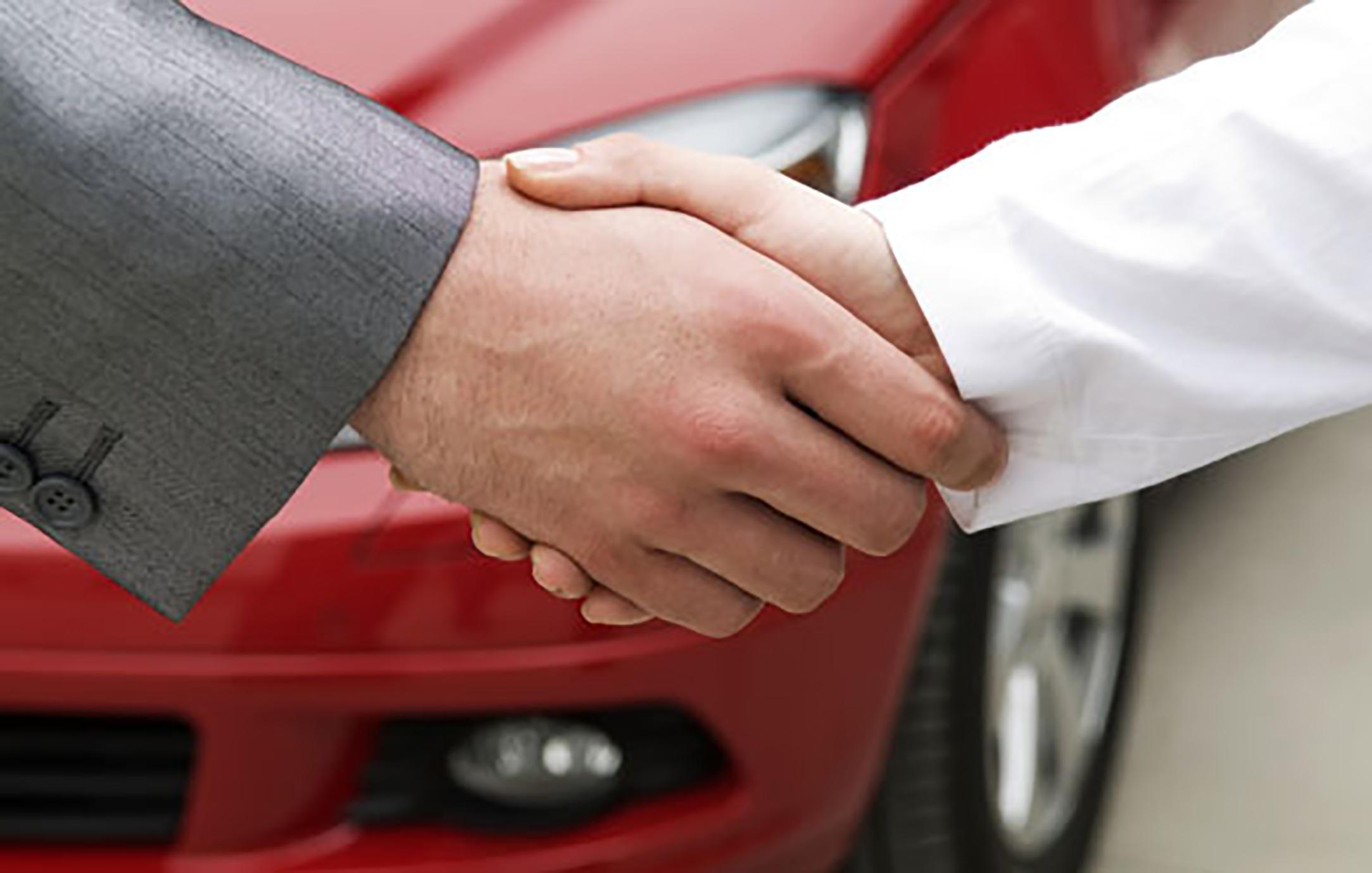 Как продать машину после вступления в наследство
