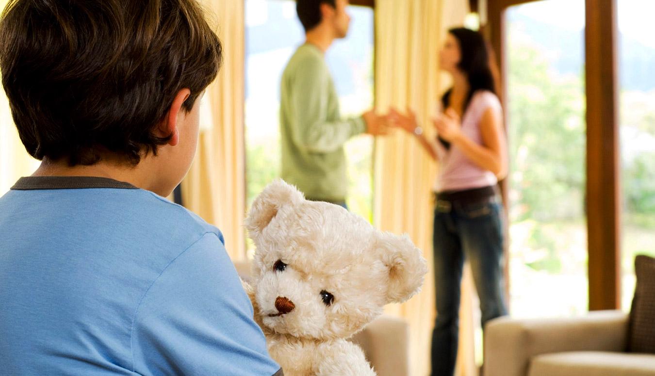 Как делится имущество при разводе если есть двое детей