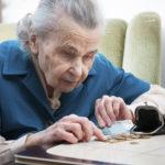 Пособие для бабушки при временной оплате