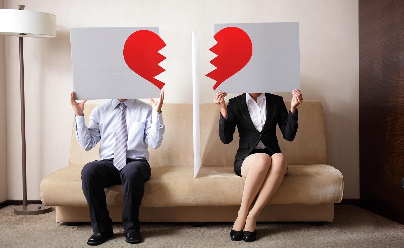 Развод супругов и деление имущества