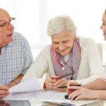 Оформление патронажа за пожилым человеком