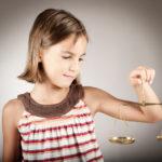 Неравномерное распределение задолженности в целях защиты интересов несовершеннолетнего ребенка