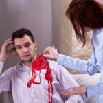 Расторжение брачного договора из-за измены