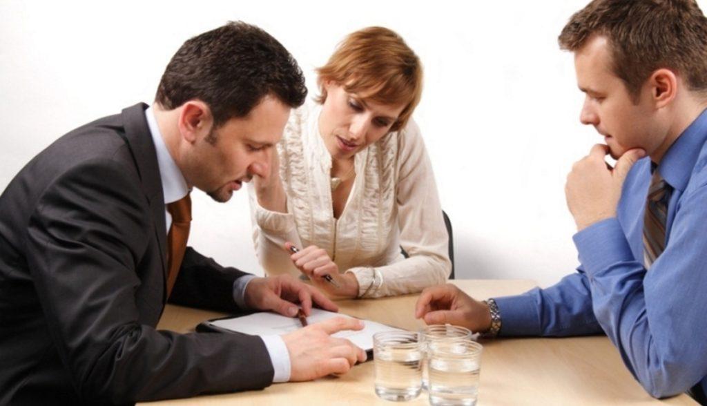 Оформление документов для развода