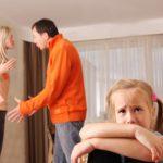Несогласие отца на вывоз ребенка