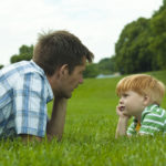Желание отцов общаться с детьми