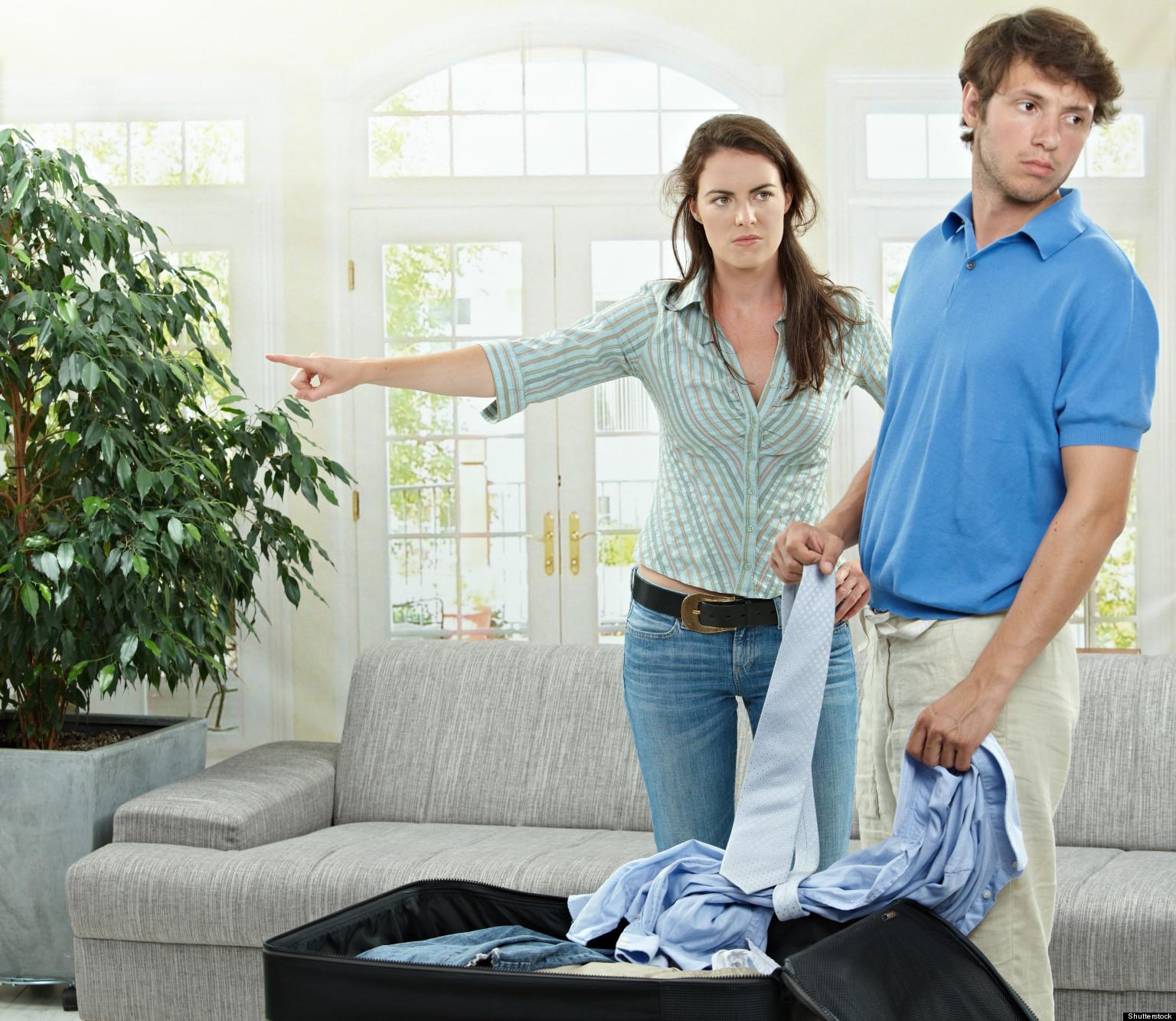 Как выписать бывшего мужа из квартиры после развода без его согласия
