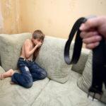 Ограничение прав отца из-за жестокого обращения с ребенком