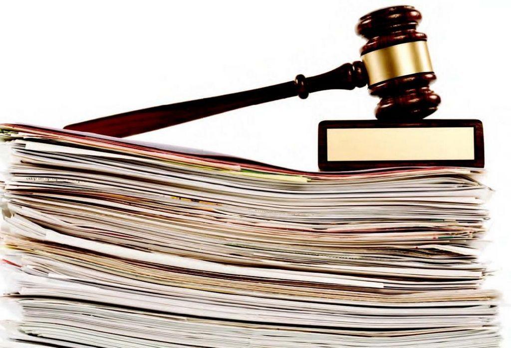 Документы в суд