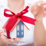 Не делится квартира полученная по договору дарения