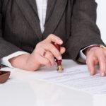 Заверить брачный договор у нотариуса