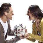 Собственник квартиры при разводе