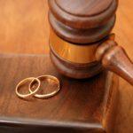 Рассмотрение дела о разводе в суде