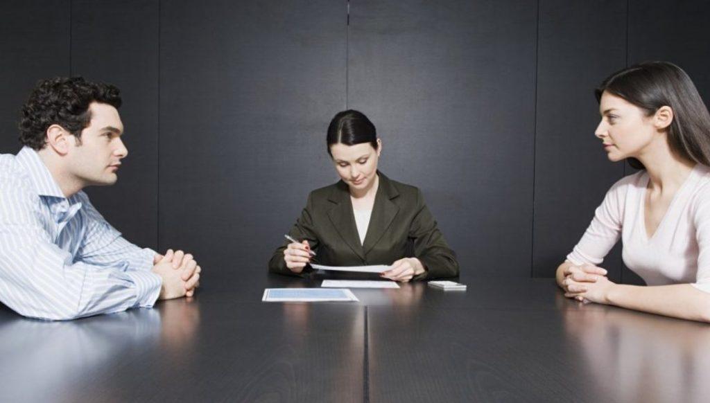 Расторжение брачног одоговора
