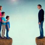 С кем могут остаться дети после развода