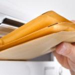 Отправить документы по почте