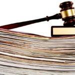 Подача бумаг в суд