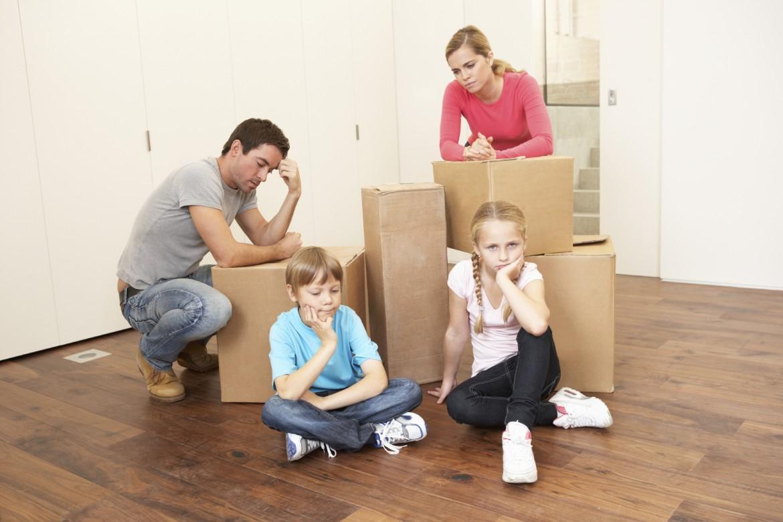 Выселение из квартиры с ребенком