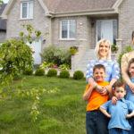 Помощь многодетной матери в приобретении жилья