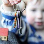 Ребенок и недвижимость