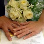 Заключение официального брака с мужем