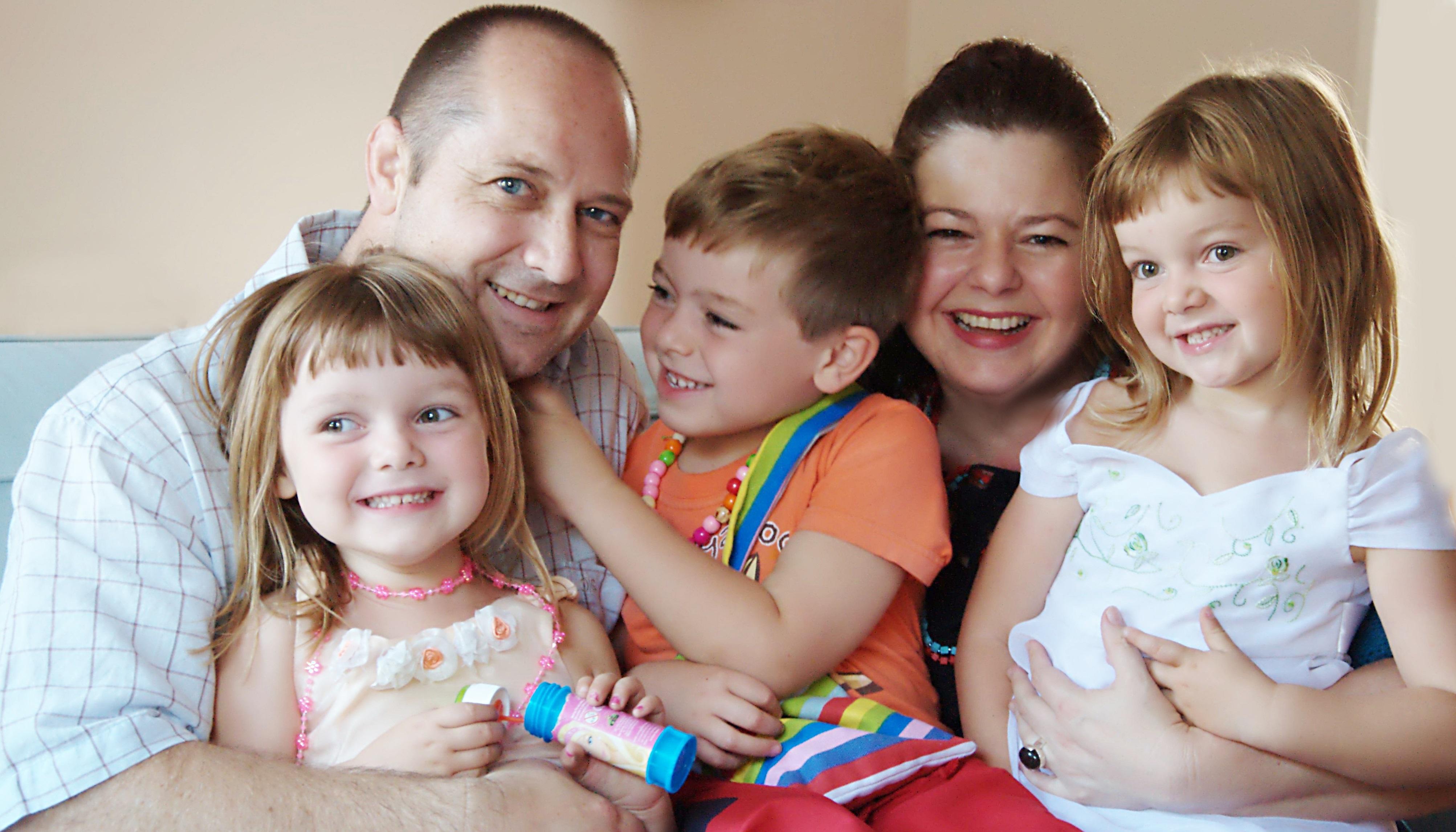 Выплаты многодетным семьям