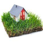 Дом нельзя оформить без земельного участка