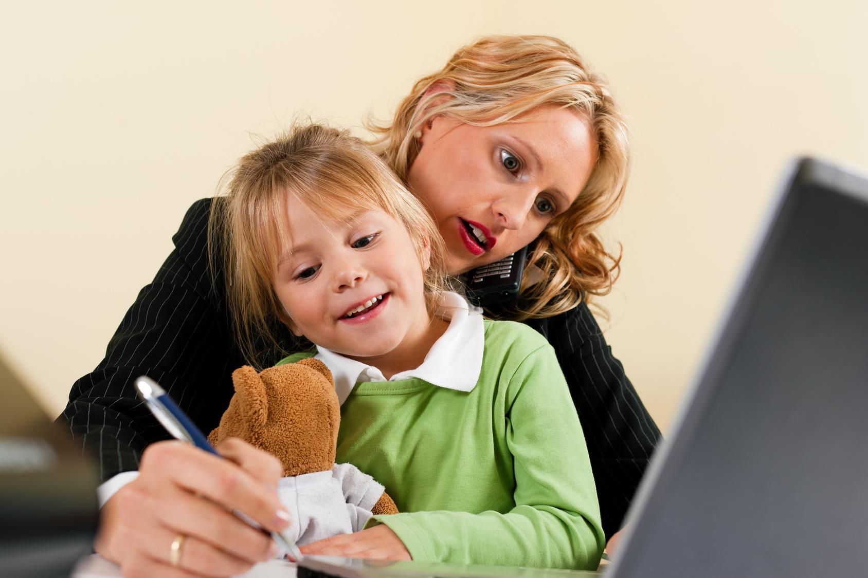 Временная регистрация несовершеннолетнего ребёнка