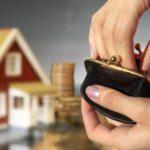 Оплата налога на имущество родителями
