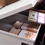 Раздел банковских вкладов