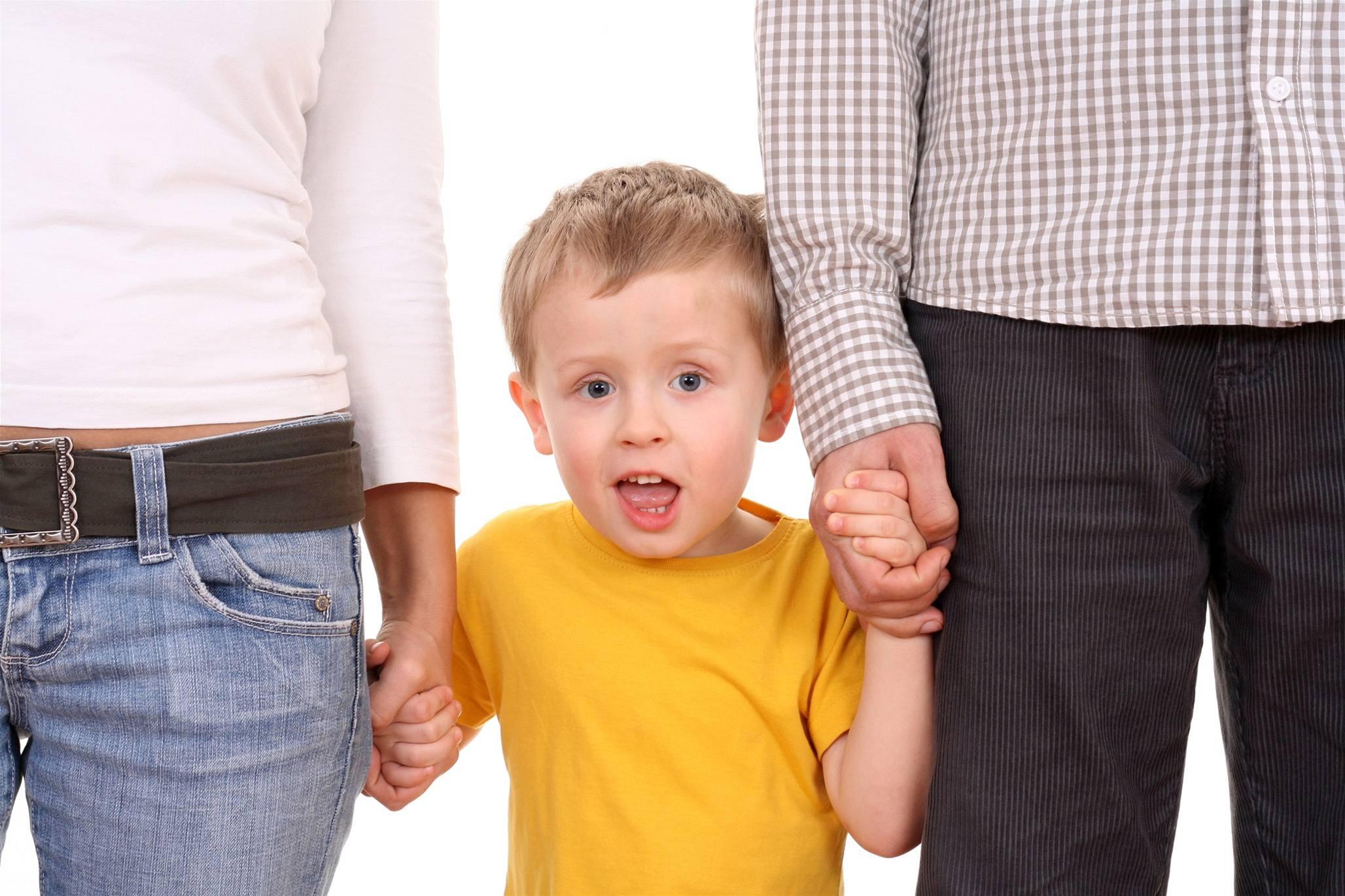 Опекунство ребенка