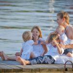 Дополнительный отпуск многодетной матери
