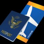 Паспорт и билет на самолет - документы для перелета ребенка