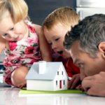 Предоставить долю ребенку в новой квартире