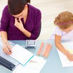 Вычеты с работающих матерей-одиночек