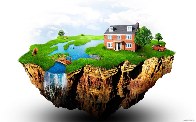 Как оформить дарственную на дом с земельным участком
