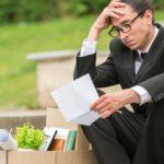 Расторжение соглашения при потере работы