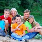 У семьи должно быть трое или же более детей
